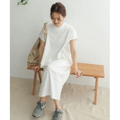 UR TECH BIG Tシャツ ワンピース DR15-26E501