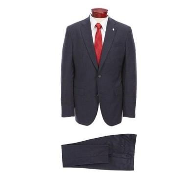 テッドベーカー メンズ ジャケット・ブルゾン アウター Slim Fit Mini Check Wool Suit