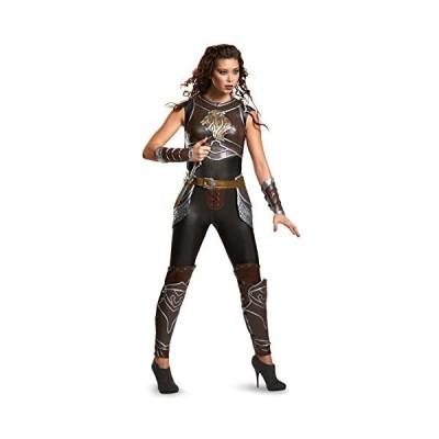 Disguise レディース Warcraft Garona Prestige コスチューム, マルチ, スモール(海外取寄せ品)