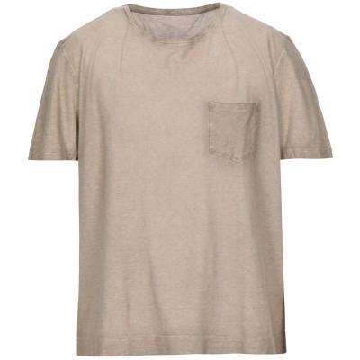 マッシモ・アルバ MASSIMO ALBA T シャツ ドーブグレー XXL コットン 100% T シャツ