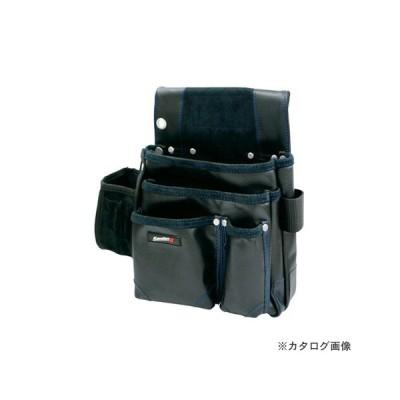 プロスター Kawatec 2 仮枠釘袋 墨壺ケース付 KW-722B