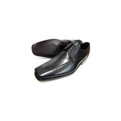 ANTONIO DUCATI 革底 スワールモカ ビジネスシューズ(大きいサイズ 革靴 紳士靴)黒 3E(EEE) 27.5cm 28cm(28.0cm) 29cm(29.0cm) 30cm(30.0cm)