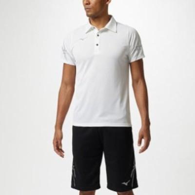 ポロシャツ(ユニセックス)【MIZUNO】ミズノトレーニングウエア ミズノトレーニング Tシャツ/ポロシャツ(32MA9176)