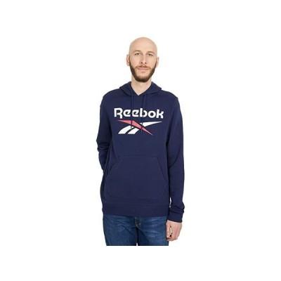 リーボック Training Essentials Sweatshirt メンズ スウェット パーカー Vector Navy