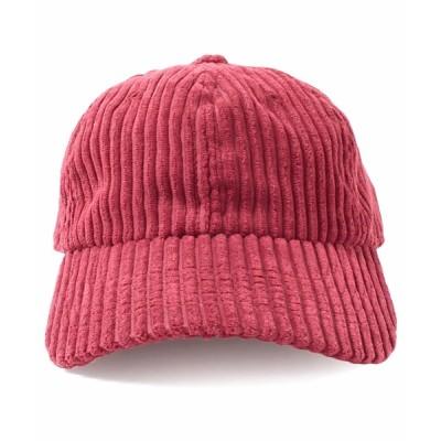 yield / 【Lovable】Soft Corduroy Cap LCZ-H87394 WOMEN 帽子 > キャップ