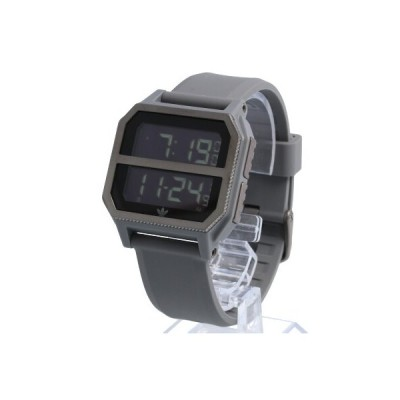 ADIDAS アディダス ARCHIVE_R2 NITE JOGGER 腕時計 時計 クオーツ メンズ レディース ユニセックス デジタル 防水 カジュアル スポーツ 新生活 Z16-632