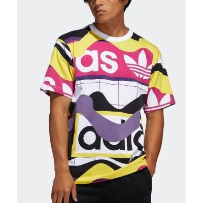 tシャツ Tシャツ カタログプリントTシャツ [CATALOG AOP TEE] アディダスオリジナルス