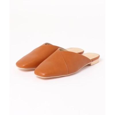 Parade ワシントン靴店 / 【sesenta】セセンタ スクエアトゥ切り替えスリッパミュール 11253 WOMEN シューズ > サンダル
