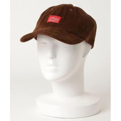 SCHOTT / Manhattan Portage/マンハッタン ポーテージ/Corduroy 6Panel CAP/コーデュロイ 6パネル キャップ MEN 帽子 > キャップ