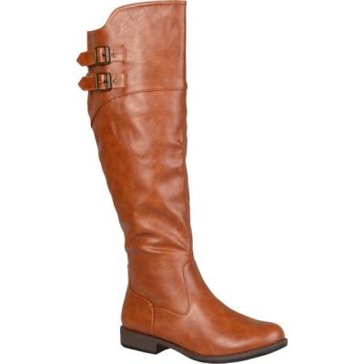 ジュルネ コレクション Journee Collection レディース ブーツ シューズ・靴 Tori Boot Chestnut