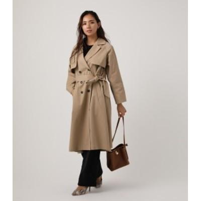 【50%OFF】 DRESS TRENCH COAT/ドレストレンチコート WOMENSレディース