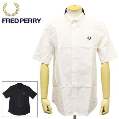 FRED PERRY (フレッドペリー) M8576 FLAT KNIT COLLAR SHIRT フラットニット カラーシャツ 全2色 FP395