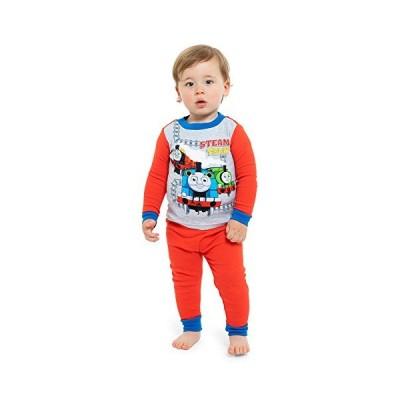 Nickelodeon Baby Thomas The Train Boys 4-Piece Cotton Pajama Set, Blue, 18M