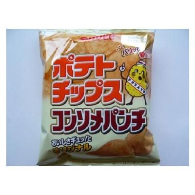カルビー ポテトチップス コンソメパンチ 60g 12袋入