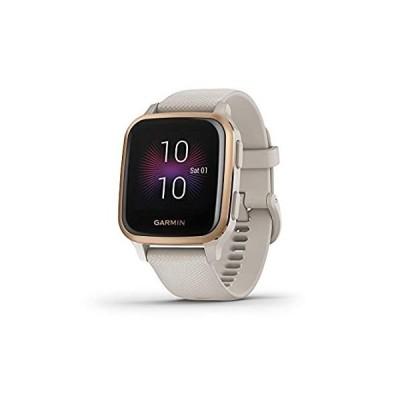 【送料無料】Garmin Venu Sq Music, GPS Smartwatch with Bright Touchscreen Display, Featu