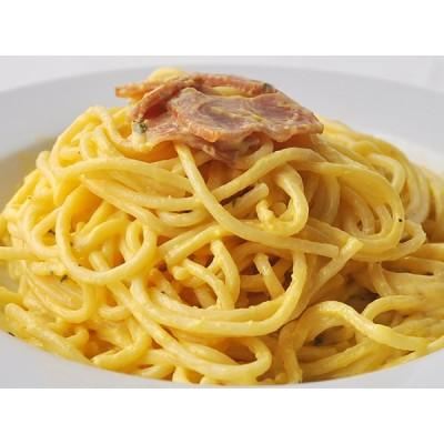 冷凍食品 冷凍パスタ レンジ用スパゲティ カルボナーラ 300g