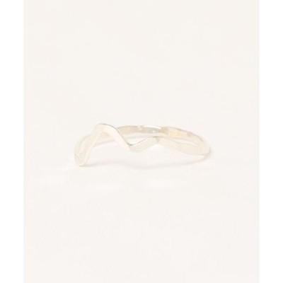 指輪 【V&SSS】クニャクニャリング3 sv925