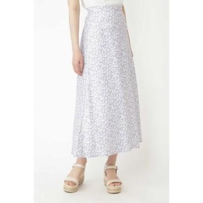 JILLSTUART / ジルスチュアート ◆マノアサテンスカート
