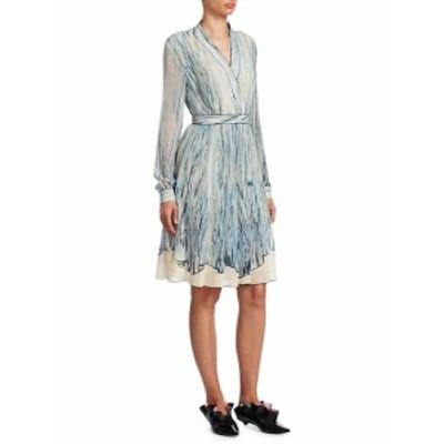 プロエンザ スクーラー レディース ワンピース Silk Chiffon Dress