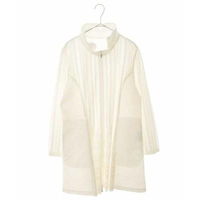 HIROKO BIS GRANDE/ヒロコビス グランデ 【洗濯機で洗える/日本製】プリモーディアル ジャケット ホワイト 15
