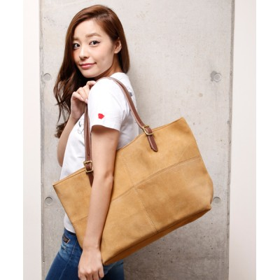 ability / Butler Verner Sails バトラーバーナーセイルズ / Suede big tote スエードビッグトート / JA-1157-2 MEN バッグ > トートバッグ