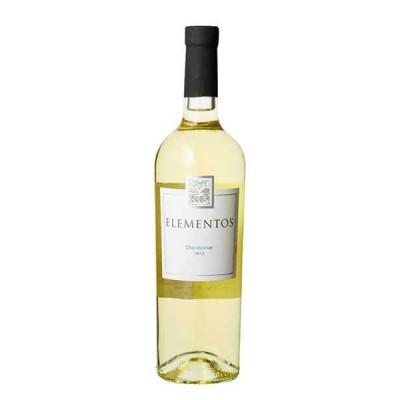 エレメントス シャルドネ 750ml 送料無料 本州のみ TK アルゼンチン カファジャテ 白ワイン 418399