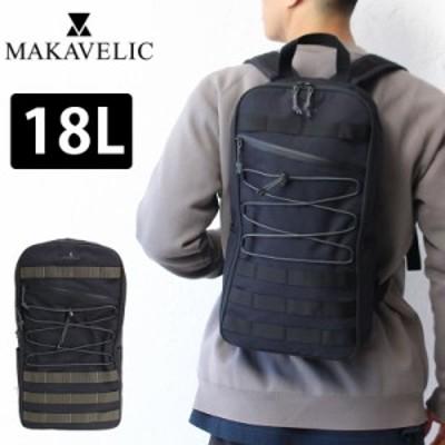 マキャベリック リュック バックパック ジェイド デイパック MAKAVELIC JADE CREEP MINIMAL BACKPACK 3120-10101