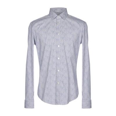 ブライアン デールズ BRIAN DALES シャツ グレー 39 100% コットン シャツ