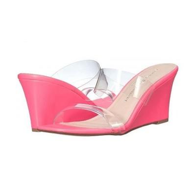Chinese Laundry チャイニーズランドリー レディース 女性用 シューズ 靴 ヒール Tann - Pop Pink Vibrant Kid