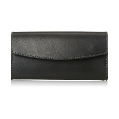 [ノマドイ] ペンシルバニア かぶせ型長財布 NAMW6ET3 グリーン