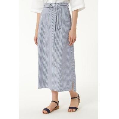 HUMAN WOMAN / ヒューマンウーマン [店舗限定販売]《arrive paris》タイプライタースカート
