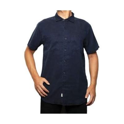 TCSS [ティーシーエスエス] OLSON S/S SHIRT 半袖シャツ SS1825 PHANTOM S [並行輸入品]