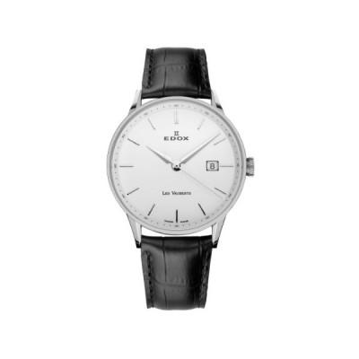 Edox Men's Quartz Watch 70172-3A-AIN 並行輸入品