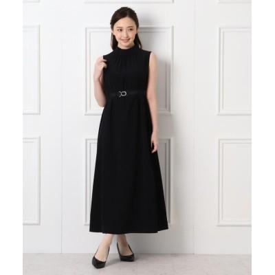 WORLD FORMAL SELECTION(ワールド フォーマル セレクション) EMOTIONALL DRESSES ノースリーブワンピースドレス