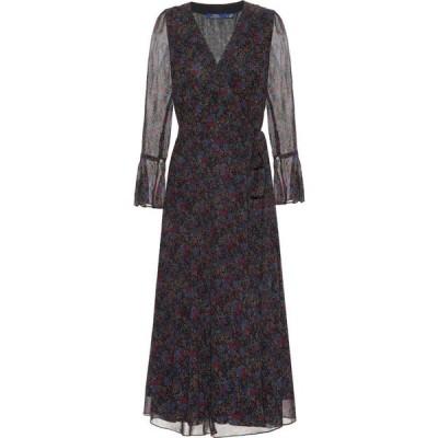 ラルフ ローレン Polo Ralph Lauren レディース ワンピース ラップドレス ワンピース・ドレス floral georgette wrap dress Multi