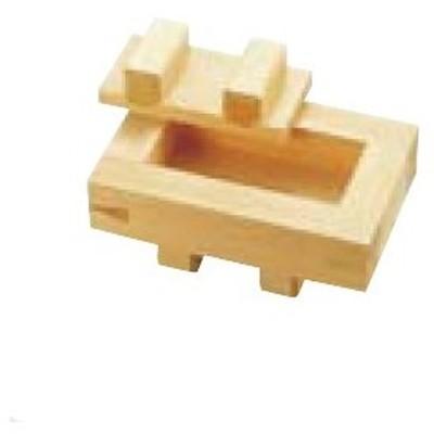 木製 バッテラ 桧材