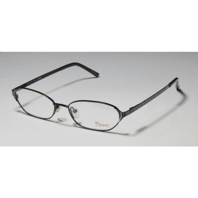 眼鏡フレーム Thalia タリア GARBINA フレキシブル テンプル CONTEMPORARY カジュアル アイグラス フレーム/レンズ black / multicolor