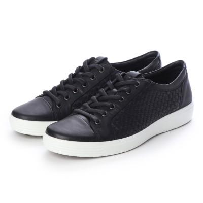 エコー ECCO SOFT 7 M Sneaker (BLACK)