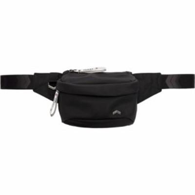 ヒューゴ ボス Hugo メンズ ボディバッグ・ウエストポーチ バッグ black liam payne edition kombinat fanny pack Black