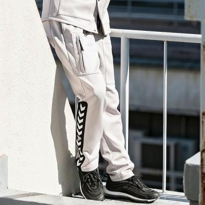 hummel ヒュンメル ポンチ サイドライン メンズ パンツ ズボン ボトムス おしゃれ かっこいい ブランド スポーツ ストリート 部屋着