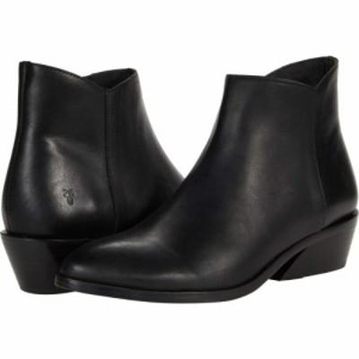 フライ Frye レディース ブーツ シューズ・靴 Farrah Inside Zip Bootie Black Antique Pull Up