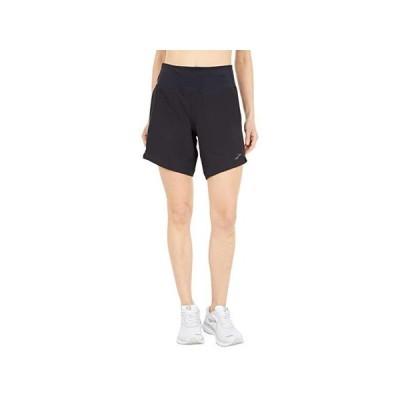 """ブルックス Chaser 7"""""""" Shorts レディース ショートパンツ ズボン 半ズボン Black"""