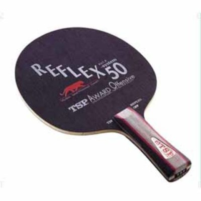 ティーエスピー 卓球 シェークラケット TSP アウォード オフェンシブ FL TSP-022424 【返品種別A】