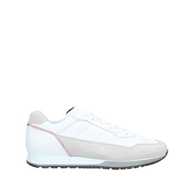 ホーガン HOGAN スニーカー&テニスシューズ(ローカット) ホワイト 9 牛革(カーフ) 60% / ポリエステル 40% スニーカー&テニスシ