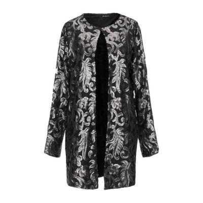 LA KORE ライトコート ファッション  レディースファッション  コート  その他コート ブラック