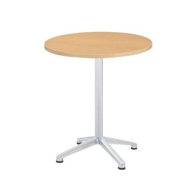 会議テーブル HD-750R 円形 丸型 コーヒー 日本製