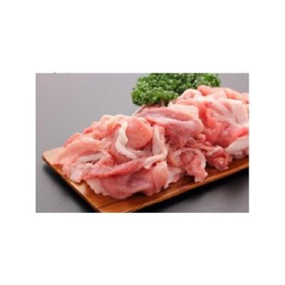 ふるさと納税 K1633 茨城県産豚肉 切り落とし 2.1kg(300g×7袋) 茨城県境町