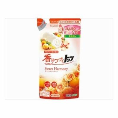 ライオン 香りつづくトップ SweetHarmony 詰替え用 720g(代引不可)