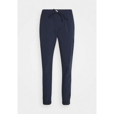 トミーヒルフィガー カジュアルパンツ メンズ ボトムス SCANTON - Cargo trousers - blue