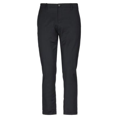 パトリツィア ペペ PATRIZIA PEPE パンツ ブラック 50 コットン 48% / ナイロン 45% / ポリウレタン 7% パンツ